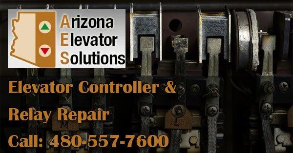 Elevator-Controller-Relay-Repair-Tempe-AZ