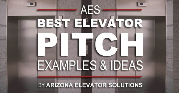 Best Elevator Pitch Examples & Ideas